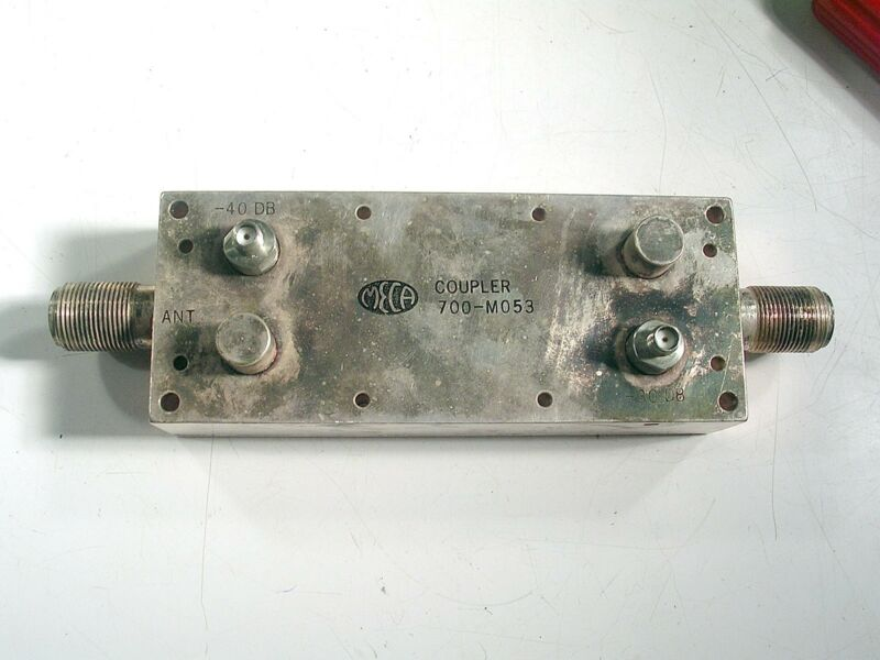 MECA DUAL DIRECTIONAL COUPLER MODEL 700-M053