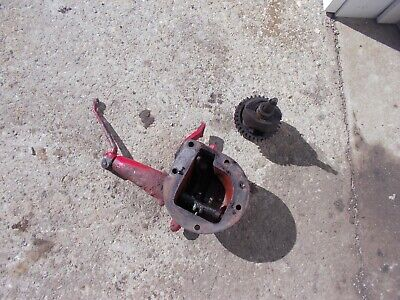 Farmall Super A Sa Tractor Ih Engine Motor Working Ihc Governor Assembly Case