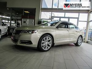 "2014 Chevrolet Impala 2LZ, SUNROOF, V6, 19"" WHEELS"