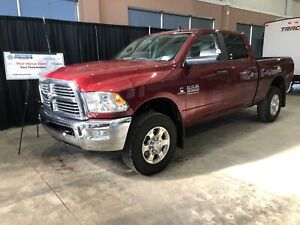 2018 Ram 3500 SLT 4x4 Crew, Previous Southside Demo