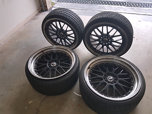 XXR rims and tyers for sale Westmead Parramatta Area Preview