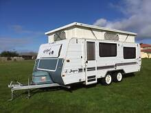 Jayco Westport twin axle 2x single beds full annex Hillside Melton Area Preview