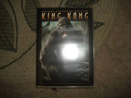 king kong delux edt dvd