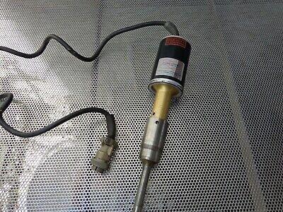 Branson Heat Systems Ultrasonics Sonifier Converter Model L Worn Power Cable