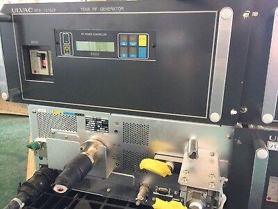 Ulvac Kyosan Rf Generator 13.56mhz 15kw