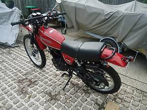1978 HONDA XL250 SZ IMMACULATELY RESTORED. Ryde Ryde Area Preview