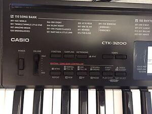 Costco Casio Keyboard