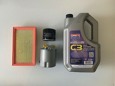 FITS NISSAN QASHQAI 2006-2014, 1.5 DCi DIESEL ENGINE, SERVICE KIT INCLUDING OIL
