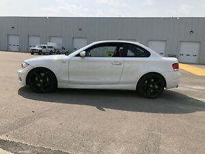 2008 BMW 135i M-Sport Coupe