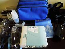 Nomad NexGen Travel Nebuliser System. Berserker Rockhampton City Preview