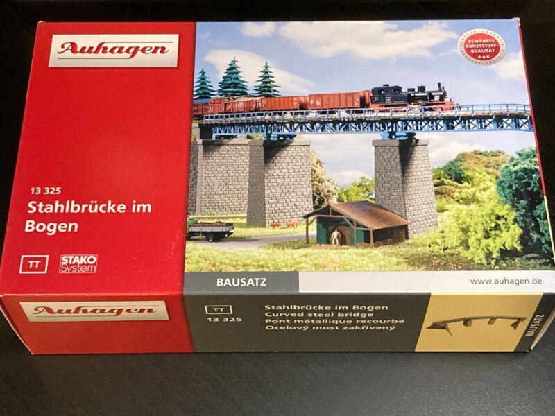 Auhagen TT scale  13325 curved bridge