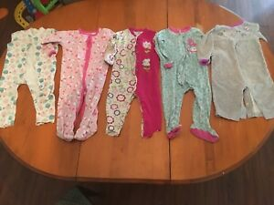 12-24 month girl pajamas