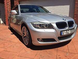 2009 BMW 320i LCI Full Option GPS, Long Rego & RWC!!! Noble Park Greater Dandenong Preview