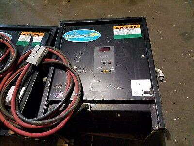 Workhorse 24r0875e3d Forklift Battery Charger 48 Volt Volt 208240480