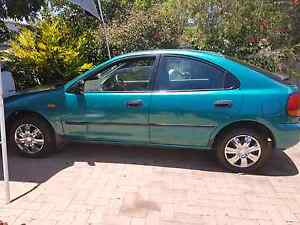 1998 Ford Laser RWC Townsville Townsville City Preview