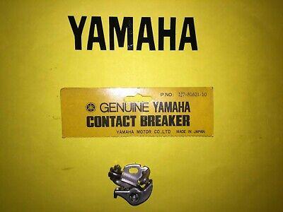 <em>YAMAHA</em> XS750 TRIPLE LEFT CONTACT BREAKER POINTS GENUINE 1J7 81621 10