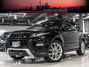 2013 Land Rover Range Rover Evoque DYNAMIC|NAVI|360CAM|PANO ROOF