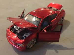 Diecast jada 2006 dodge charger rt