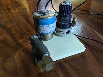 Pelton And Crane Spirit Solenoid