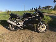 Ducati 800 sport Gumeracha Adelaide Hills Preview