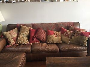 Assorted Laura Ashley cushions - 8 in total Bayview Pittwater Area Preview