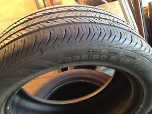 Set of Continental Tires!! Great Tread!!