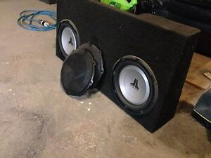 """10"""" subs for sale"""