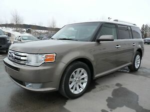 Ford Flex 4 portes SEL, Traction avant