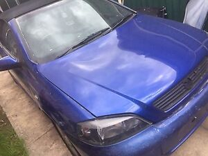 Holden Astra convertible wrecking complete Roselands Canterbury Area Preview