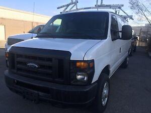 2009 Ford E-150  4.6L 1/2 ton Cargo van,flex fuel !!!