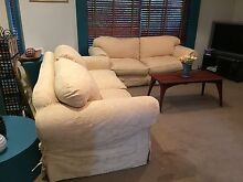 Two x 2 Seater Club Lounge Couches Vermont Whitehorse Area Preview