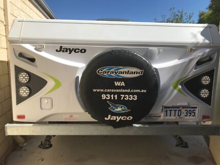 Jayco Swan 2017 Outback Camper Busselton Busselton Area Preview