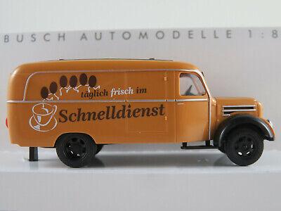 Busch 51806 Robur Garant K 30 Kasten (1957)