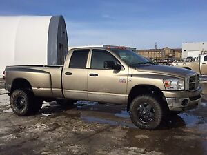 2008 Dodge Ram Cummins dually 4x4