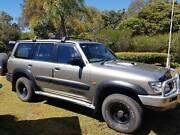 2001 GU Nissan Patrol ST 4.2L TD Wagon Capel Capel Area Preview