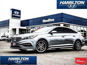2015 Hyundai Sonata | ULTIMATE | PANO ROOF | BACK UP CAM | 2.0T