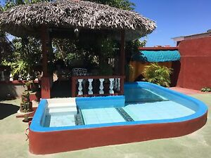 Private Suite with Pool in Matanzas Cuba!