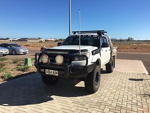 2009 PK Ranger 4x4 Whyalla Jenkins Whyalla Area Preview