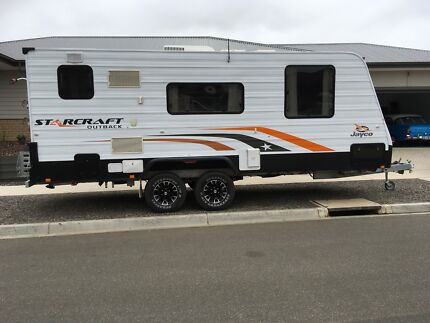 Jayco Starcraft 2014 Outback Excellent Condition Lara Outer Geelong Preview
