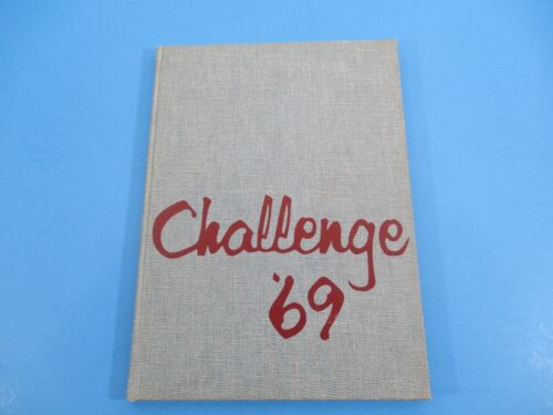 1969 Chester High School Challenge Chester Vermont Hard Cover