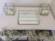 Shadow boxes, cakes stands, dessert tables for hire Blacktown Blacktown Area Preview