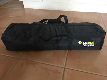 Oztrail ensuit dome tent & Oztrail 6V Dome tent | Camping u0026 Hiking | Gumtree Australia ...