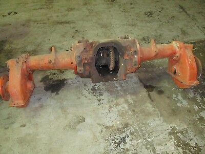 Allis Chalmers Wd Tractor Rear End
