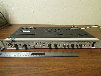 JVC RM-P200 Remote Control Unit Video Studio Rack Mount Unit Remote Unit-video