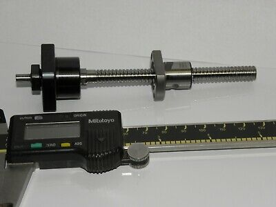 Thk Ball Screw Bnk0802 2mm Pitch With 120mm Travel