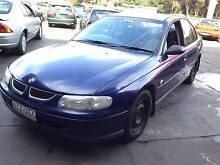 2000 Holden Commodore Sedan (DUAL FUEL) Oakleigh Monash Area Preview