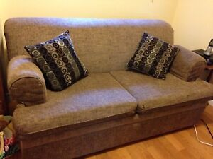 Sofa Couch Bed Excellent condition