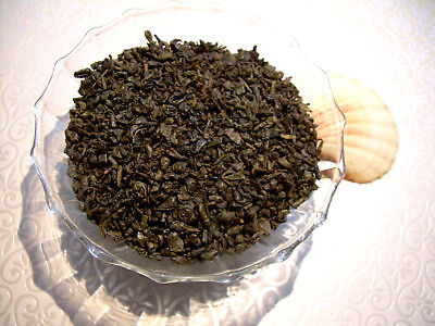 Tea Tightly Rolled Gunpowder Loose Leaf Green Tea Pure & Natural -