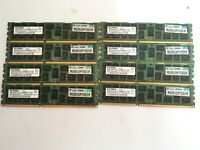 48GB PC3-10600R FOR DELL POWEREDGE T5500 T5600 T7500 REG DDR3 MEMORY 12X4GB