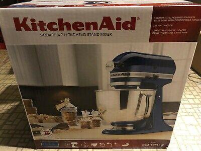 KitchenAid 5-Quart Artisan Tilt-Head Stand Mixer | Blue Willow